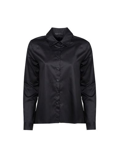 Önü Kısa Arkası Uzun Gömlek-Love'n Fashion Paris